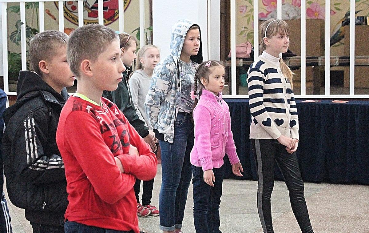 День детского отдыха состоялся в Староборисовском СДК