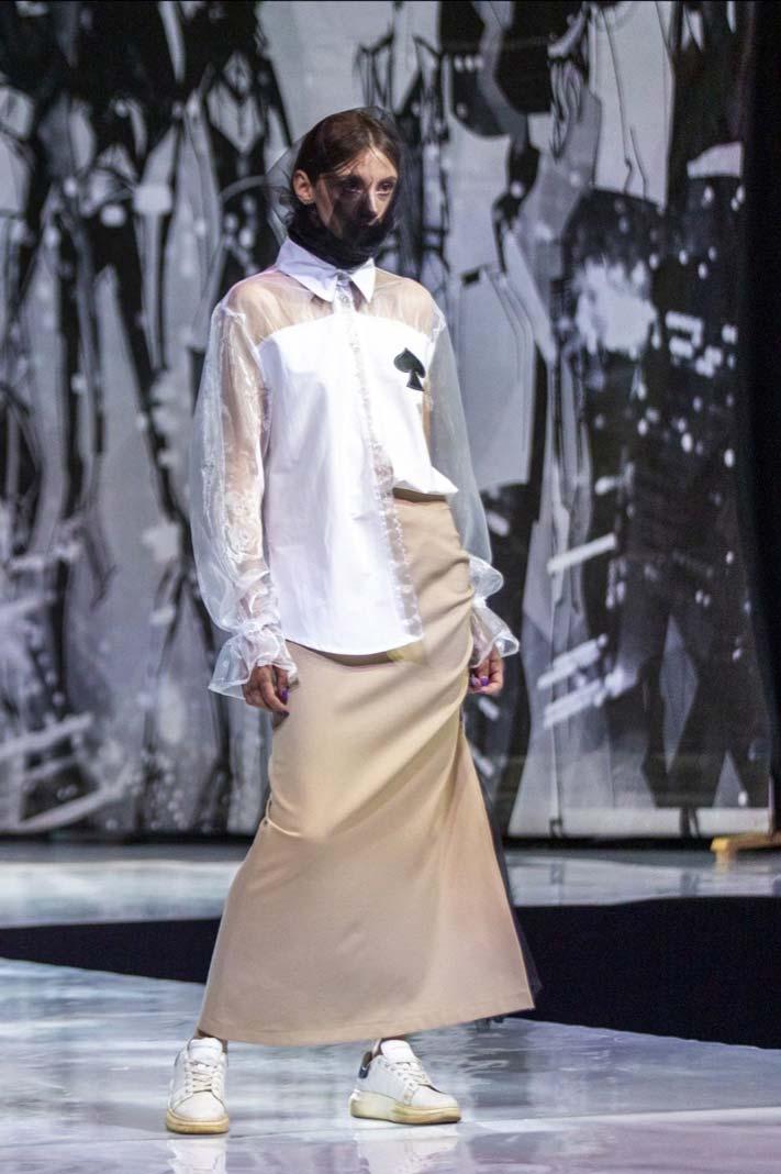 Борисовчанка получила специальный приз на «Мельнице Моды-2020»