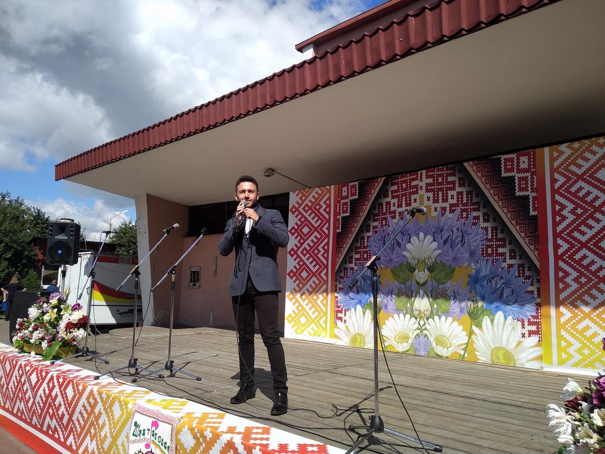Певец Эрай Гюндюз: «Беларусь для меня – это, в первую очередь, спокойствие»