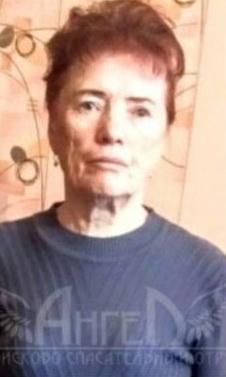 Разыскивается без вести пропавшая женщина