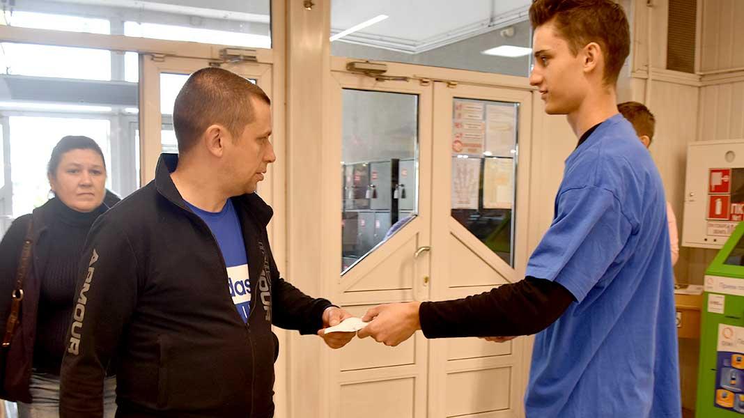 Борисовский БРСМ поможет детям из малоимущих семей собраться в школу