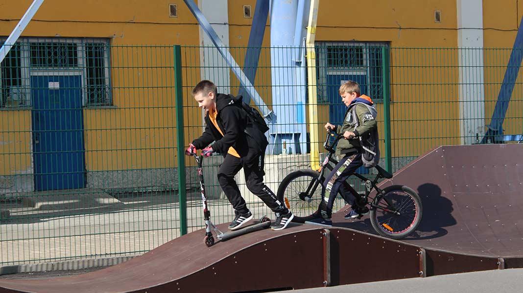 В Борисове впервые прошел открытый Кубок по скейтбордингу
