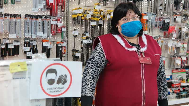 В Борисове несколько дней действует масочный режим. Что изменилось?