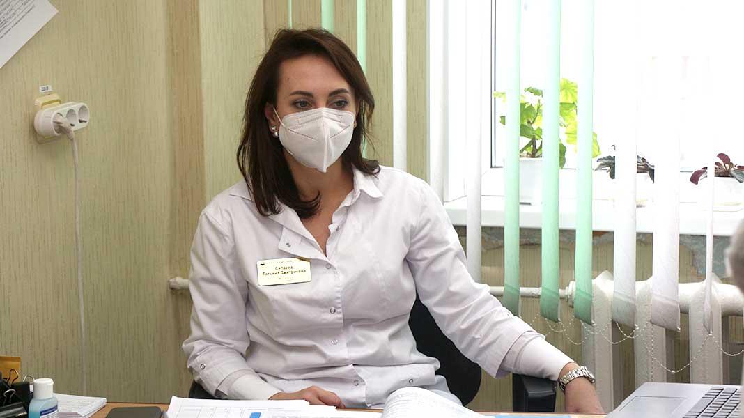 Прививки от коронавируса стали делать в Борисове