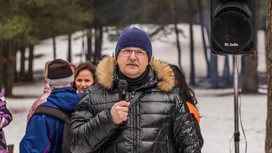 Команда ОАО «Борисовский завод медицинских препаратов» — победитель лыжной эстафеты руководителей организаций и предприятий района
