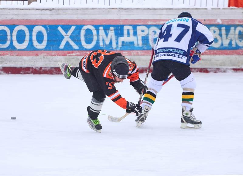 В Борисове состоялся любительский хоккейный турнир, приуроченный ко Дню защитника Отечества и Вооруженных сил Республики Беларусь