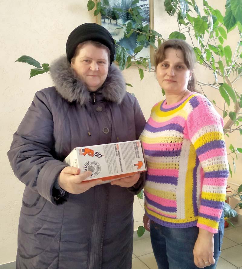 Борисовчане говорят: «Не напрасно мы так стремились выписать «Адзінства»!