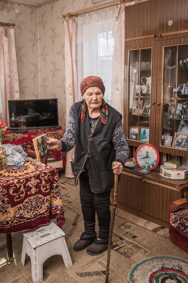 Семья – стимул жить: 89-летняя Галина Ермакович о жизни и ценностях