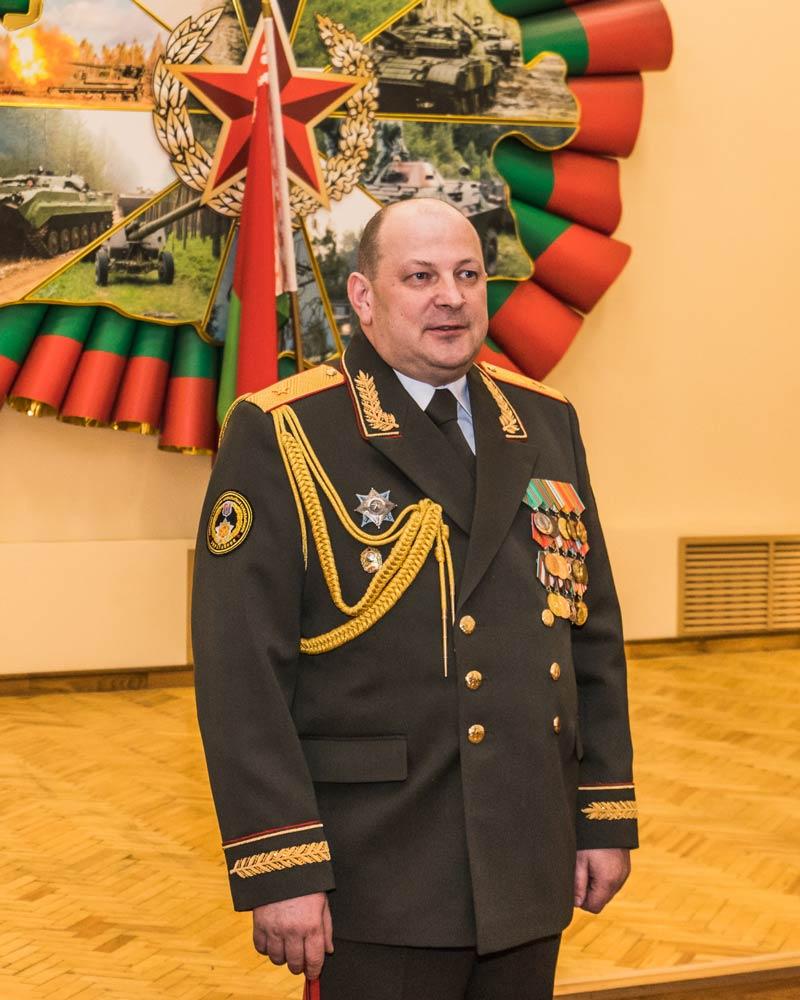 Новый заместитель министра обороны: «Поставленные задачи по плечу людям, которые любят свою страну, преданы своей профессии и уважают офицерские погоны»