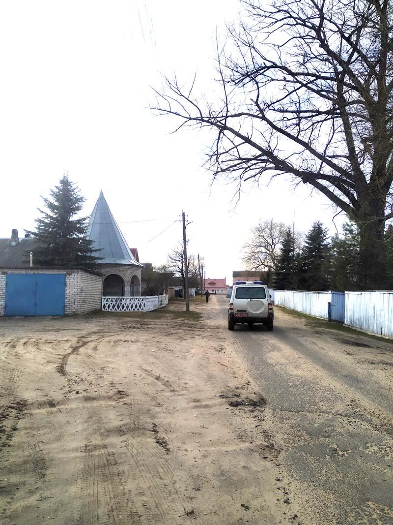 Борисов: маршрут первый