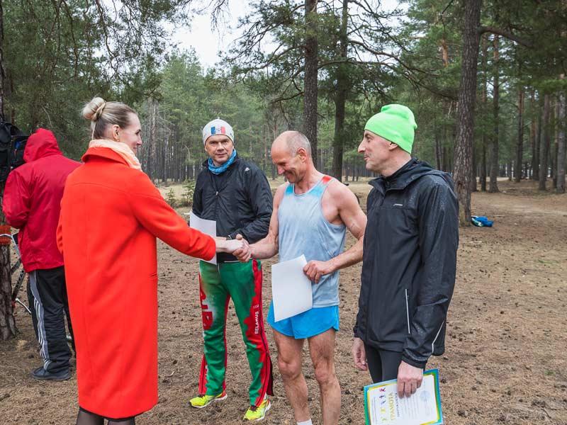 В Борисове прошел весенний кросс в рамках легкоатлетического пробега «Минщина спортивная — За Беларусь!»
