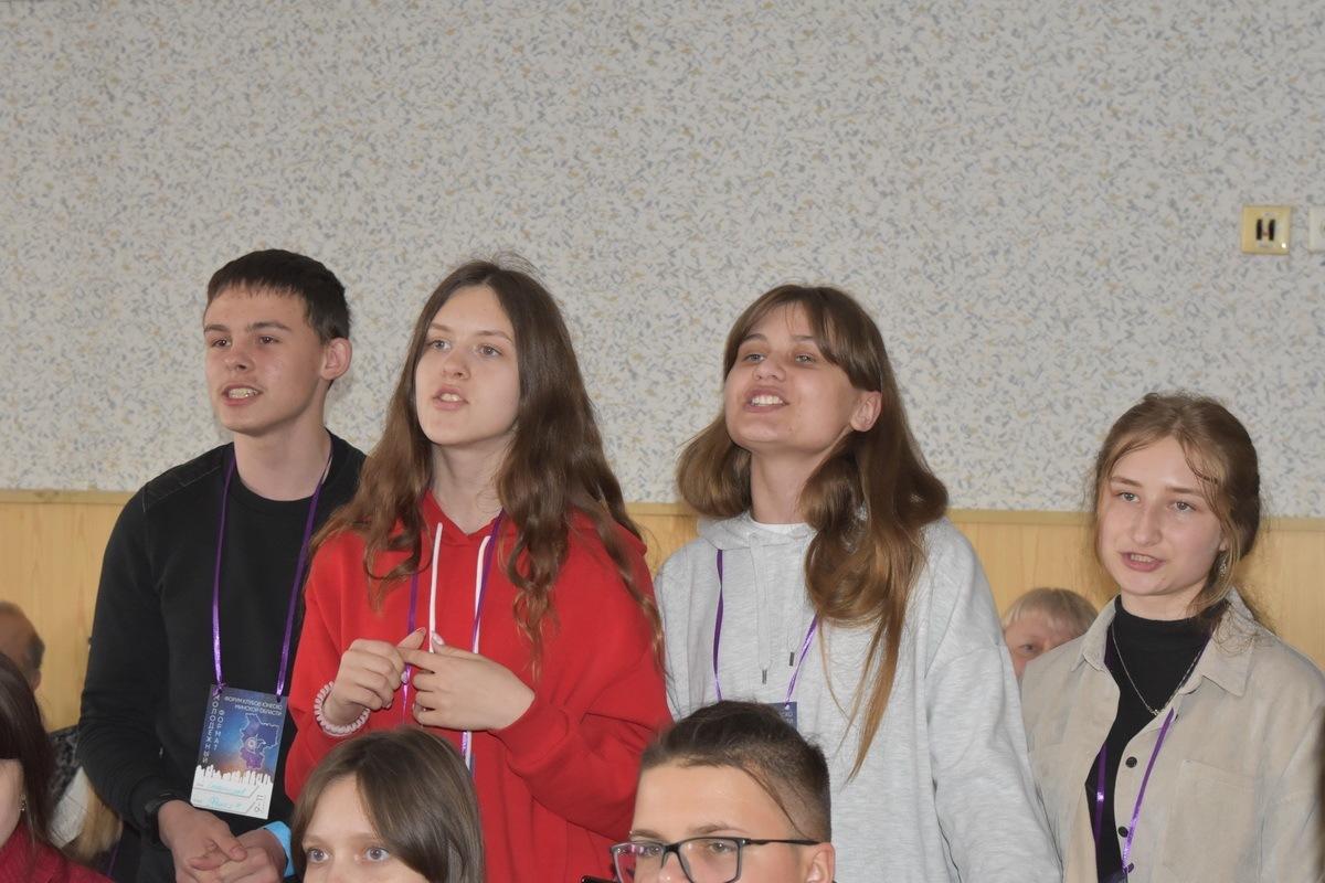 Позывной Гагарина, космонавтика и Цой, радость встречи после пандемии: как прошел VIII форум клубов ЮНЕСКО Минской области