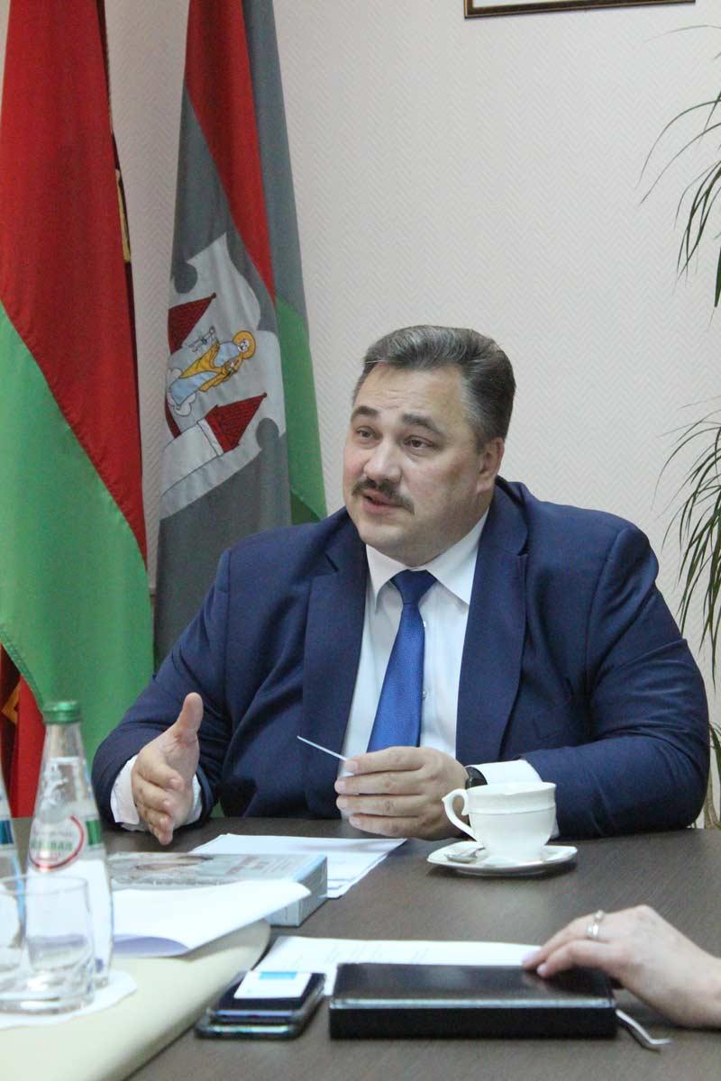 Представители ЮНИСЕФ встретились с главой Борисовского региона. Что обсуждали?