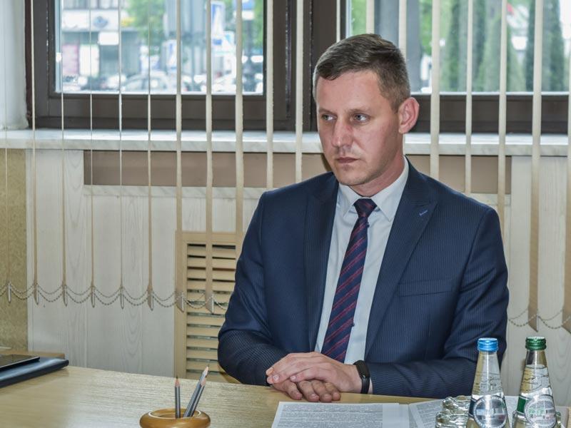 С какими вопросами обращались борисовчане на прием к министру архитектуры и строительства?