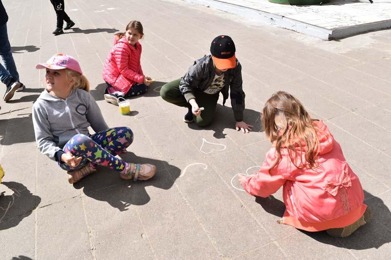 В детской хореографической школе открылась летняя комната досуга