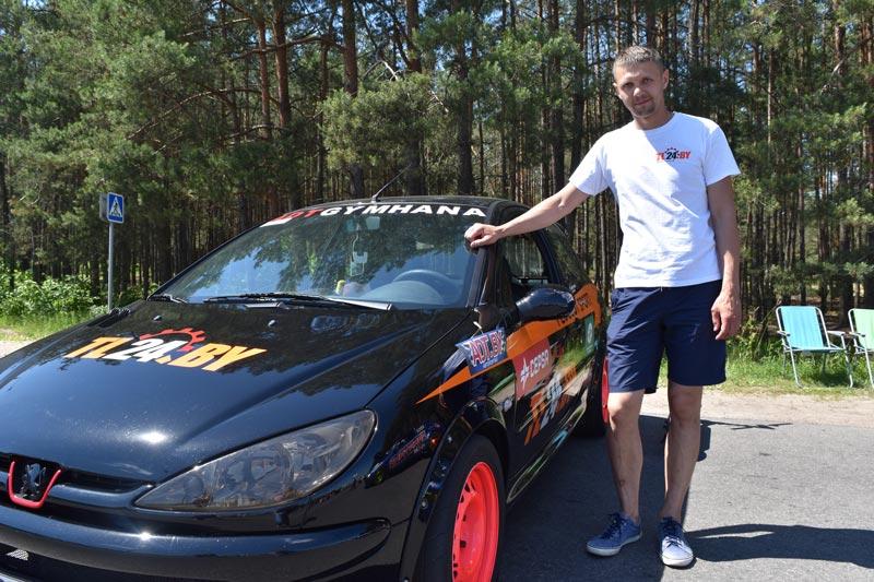 Рев моторов, визг шин, пыль столбом: в Борисове состоялся второй этап кубка #ADTGymkhanaBattle