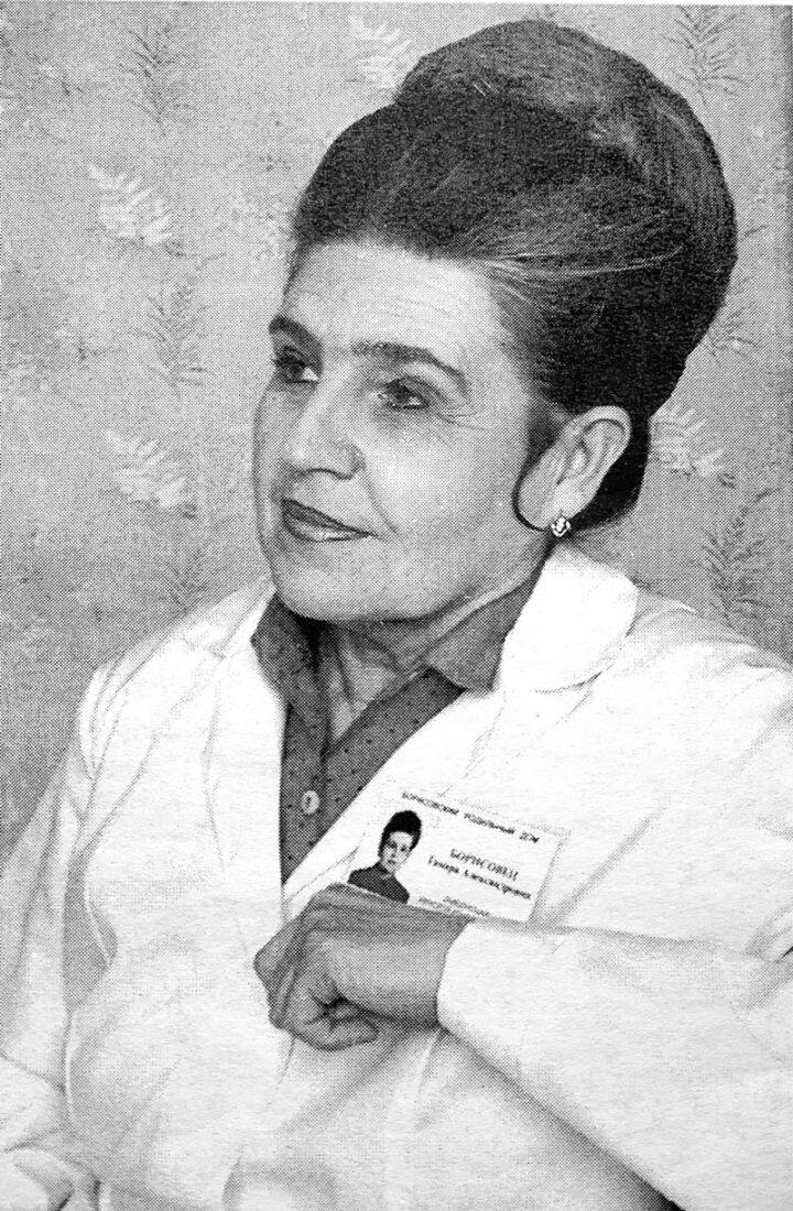 Акушер-гинеколог со стажем Тамара Борисовец – о выхаживании 500-грамовых детей и бесконечных дежурных сутках