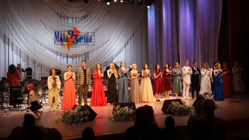 Молодечно и гости города рукоплескали молодым дарованиям Беларуси