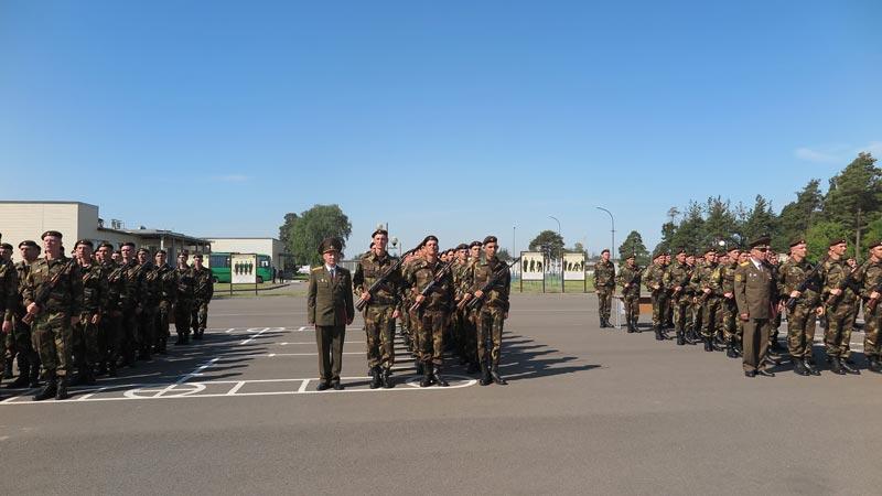Дали клятву на верность Родине и воинскому долгу: в 120-ой механизированной бригаде прошла присяга
