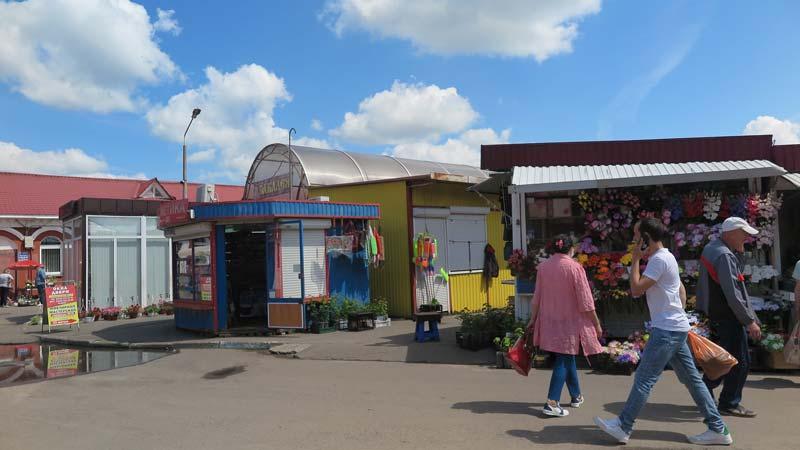 История с пропавшими на рынке в старом городе роллетами: узнали подробности