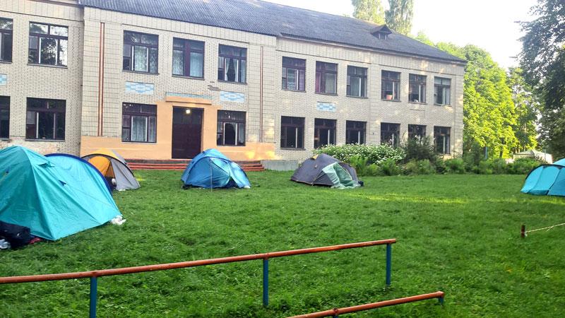 Рюкзак, романтика, палатки: яркие будни в лагере «Эколог»
