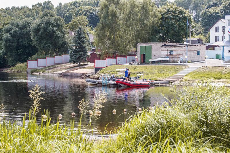 Как борисовчане проводят лето и спасаются от зноя? Фоторепортаж