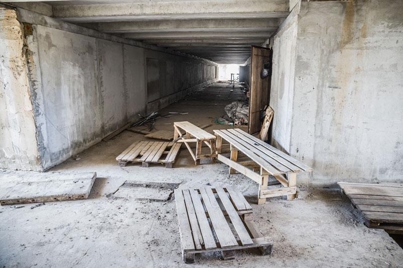 Когда благоустроят ул. Гагарина и откроют подземный переход?