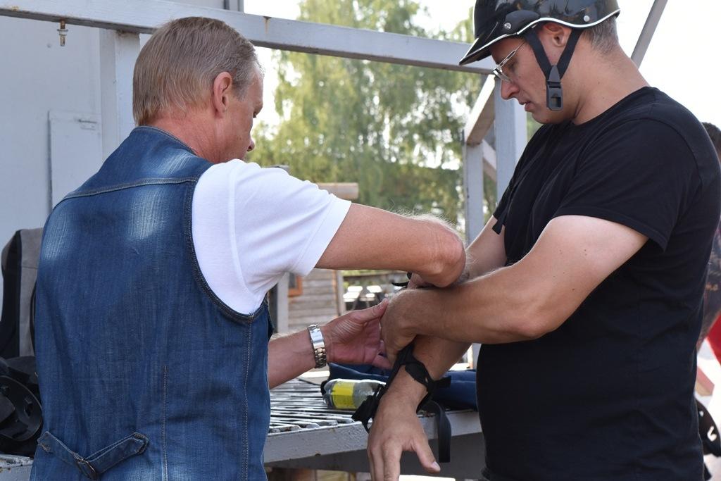 «Мотоцикл ошибок не прощает». Узнали, как Борисовская ГАИ борется с жуткой статистикой смертности мотоциклистов