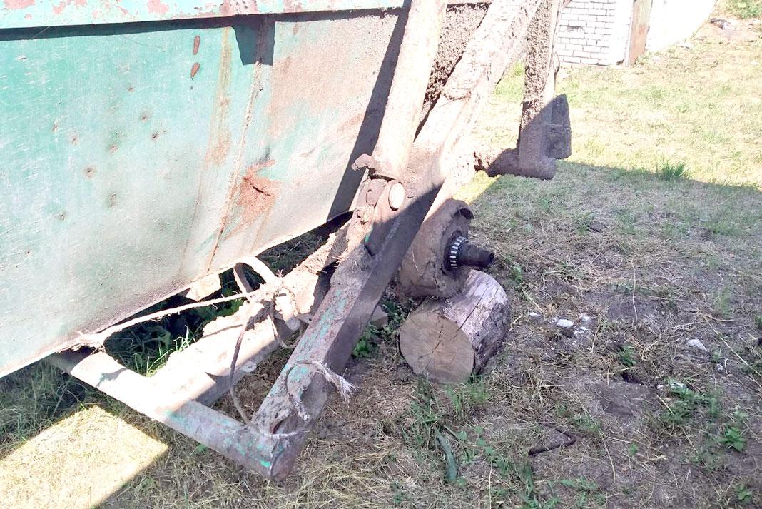 Проверено состояние техники во всех сельскохозяйственных предприятиях Борисовщины. Есть нарушения