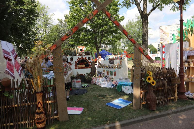 «Вытокі. Крок да Алiмпу»: большой праздник в Солигорске