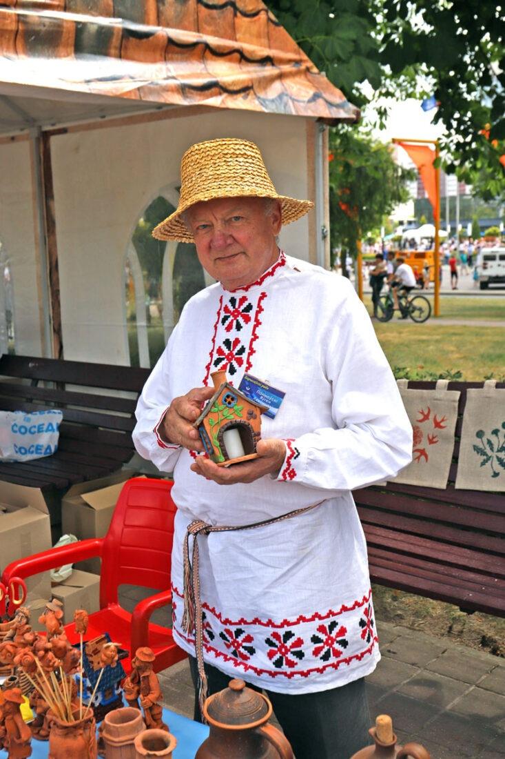 Борисовчане в Солигорске стали желанными гостями
