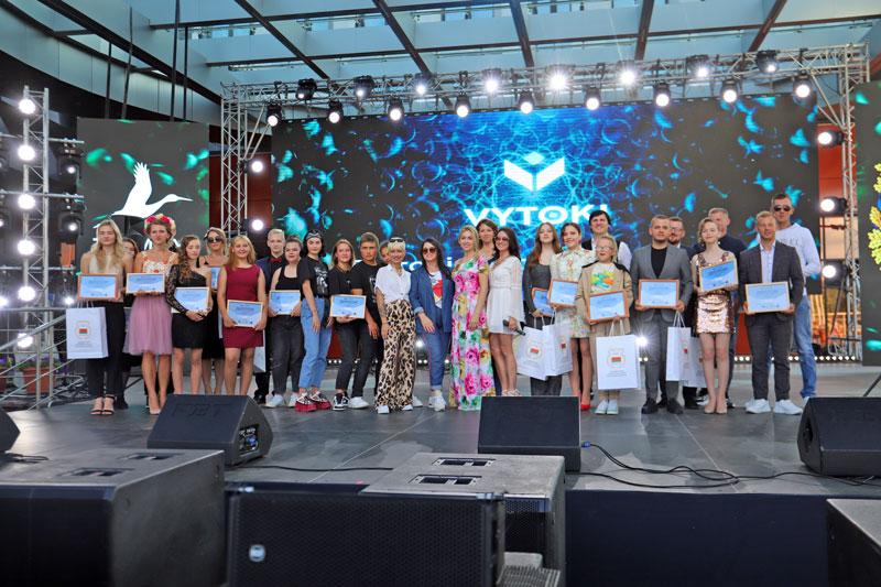 Яркое событие солигорских «Вытокаў» — одноименный республиканский творческий конкурс