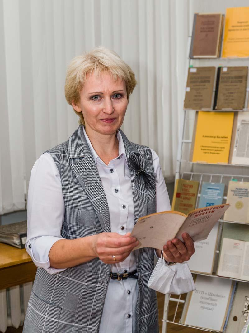 Уникальные издания о промышленности Борисовщины из Президентской библиотеки «приехали» в наш город