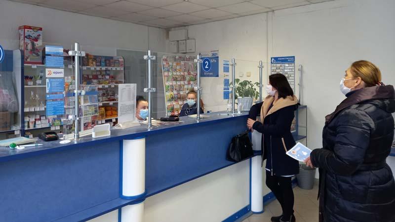 Вакцинация – основной способ приобретения иммунитета от коронавируса: как проводится информирование жителей Борисовщины