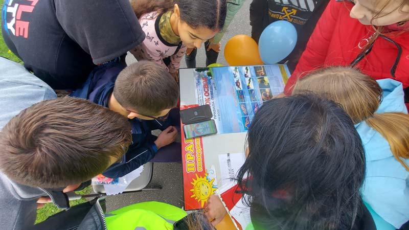 Здоровье – все, но все без здоровья ничто: спортивный праздник для борисовских школьников состоялся!