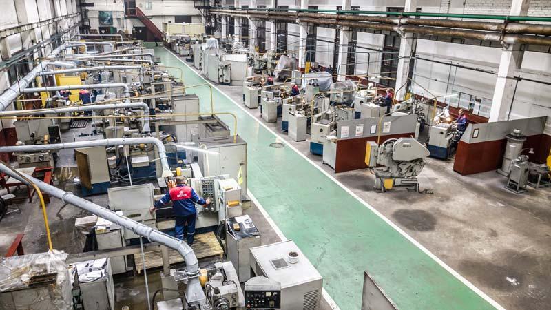 Борисовский завод агрегатов – родоначальник промышленности региона