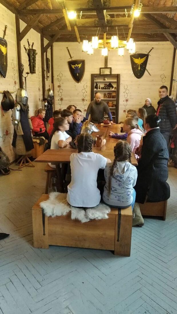 Интересные мастер-классы и элементы исторической реконструкции: в Лядищенском центре культуры прошел День открытых дверей