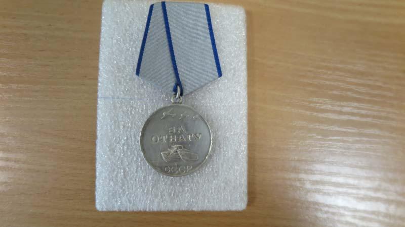 Благодарность — родителям, подарки — личному составу, медаль — музею: 72-й ОУЦ отметил очередную годовщину