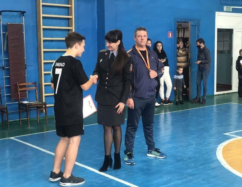 Дружеский турнир по волейболу прошел в Борисове