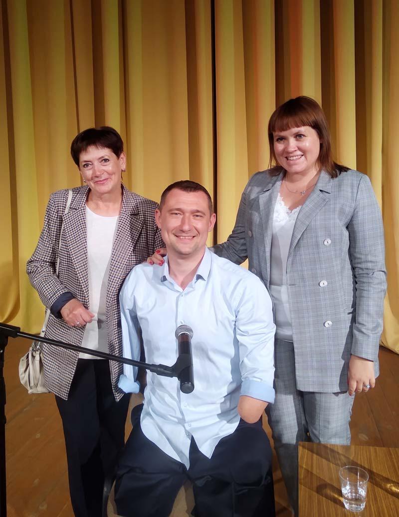 Репортаж со встречи, изменившей сознание многих: в Борисове выступал Алексей Талай