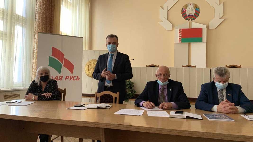 Еще два отделения в Борисовской ЦРБ перепрофилированы для лечения от COVID-19
